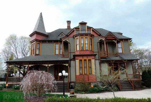 Ремонт и реконструкция старого дома 1887 года постройки