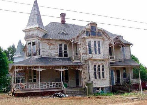 Ремонт иреконструкция старого дома 1887года постройки