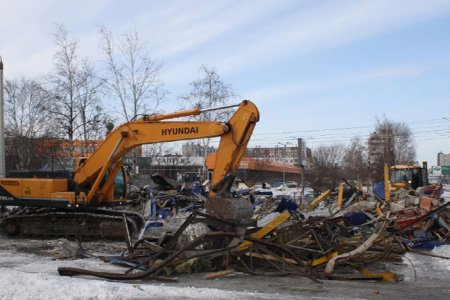 Собственникам снесенных самостроев предложили новые площади