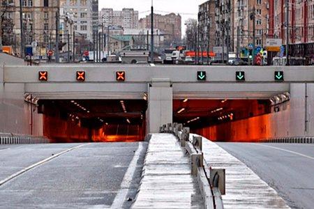 В Москве запустили движение по Алабяно-Балтийскому тоннелю