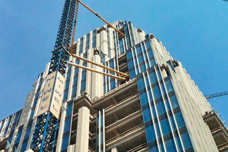 В Хабаровске построят 200-метровый небоскреб за 12 млрд рублей