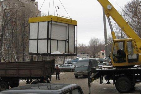 Власти расширят список попавших под снос павильонов и киосков