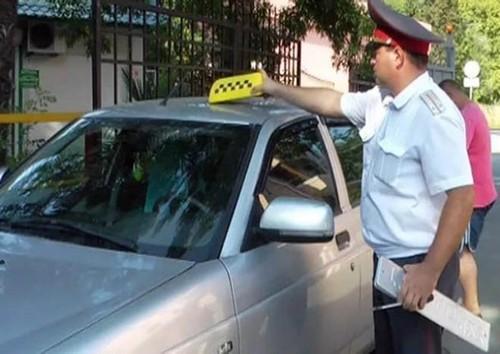 Размер штрафа, за отсутствие лицензии, на такси