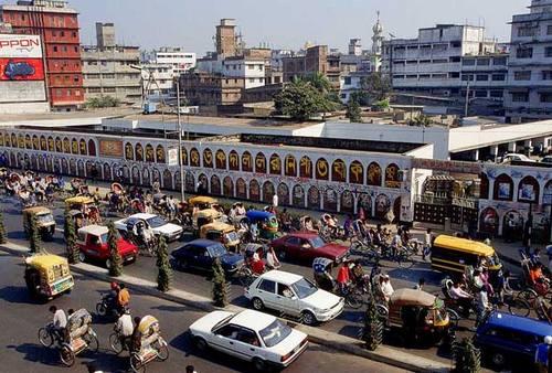 Работа в Бангладеш