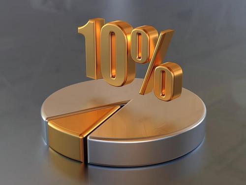 НДС на продукты питания по ставке 10%