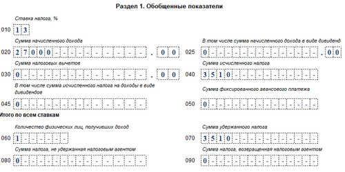 Договор подряда в 6-НДФЛ