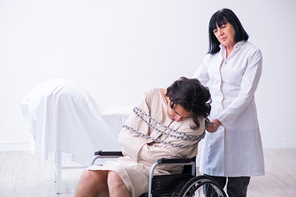 Незаконное помещение в психиатрическую больницу