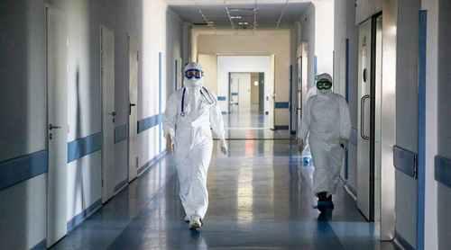 Приказ о работе во время коронавируса